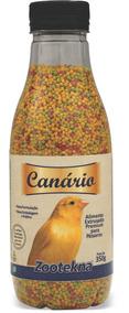 Alimento Extrusado Premium Para Canário - 350 G