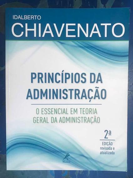 Livro Princípios Da Administração - Chiavenato