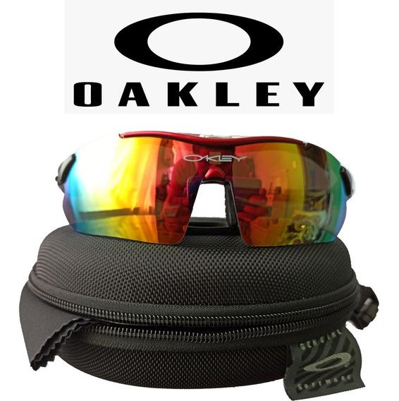 Gafas Tipo Oakley Polarizadas Deportivas Kit Intercambiable