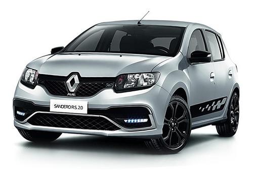 Renault Sandero 1.6 Life Plata 0km 2021 Contado Financiado
