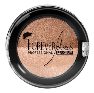Duo De Sombras Baked Luminare Forever Liss - Nude + Marrom