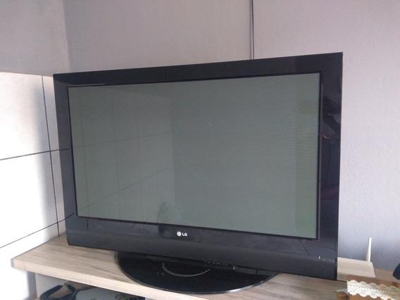 Tv 42 De Plasma Modelo 42pc5rv- Lg