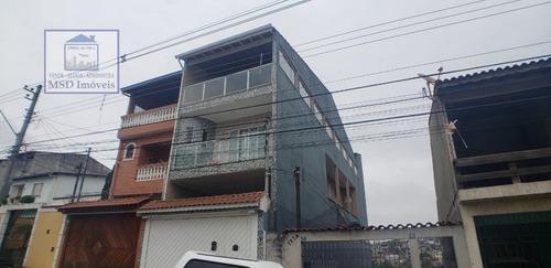 Casa A Venda No Bairro Jardim City Em Guarulhos - Sp.  - 2887-1