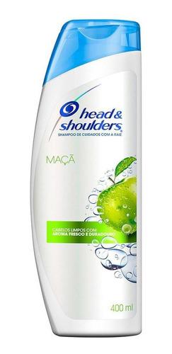 Shampoo Head & Shoulders Anticaspa Maçã Feminino 400ml