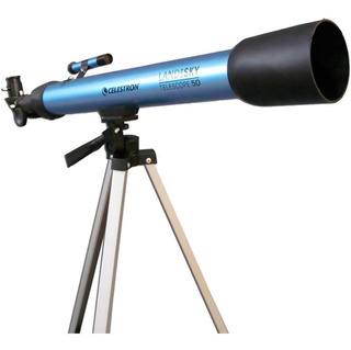 Telescopio Celestron Land And Sky 600x50mm Envío Gratis