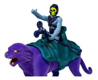 Super 7 Reaction Motu Skeletor Y Panthor Set