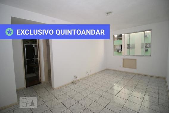Apartamento No 7º Andar Com 1 Dormitório E 1 Garagem - Id: 892968273 - 268273