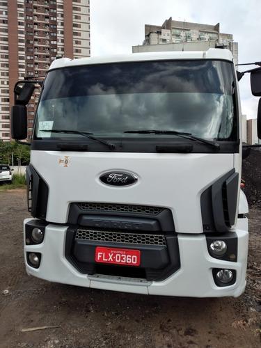 Ford Cargo 1519 2012 Caçamba 8 Mts Cubicos