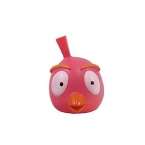 Brinquedo Vinil Angry Birds Passaro Rosa