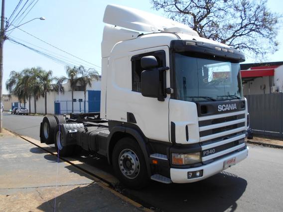 Scania 340 6x2 2006 Único Dono Motor Novo