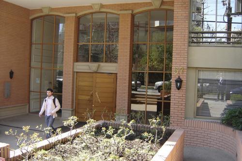 Imagen 1 de 11 de Departamento Alsacia 57, Barrio El Golf, Metro Alcántara
