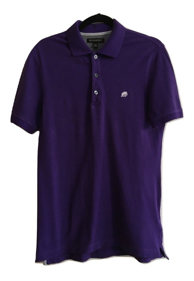 Polo Banana Republic Original Morada. Nextaporter