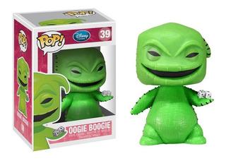 Funko Pop Oogie Boogie #39 Pesadilla Antes De Navidad Disney