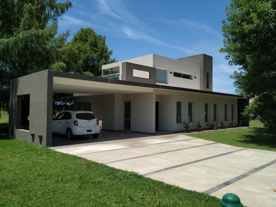 Casa En Venta El Nacional Club De Campo Estrenar Al Golf