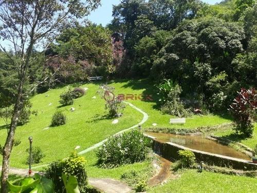 Imagem 1 de 30 de Maravilhoso Sítio Na Serra De Teresópolis. - St00099 - 32259937