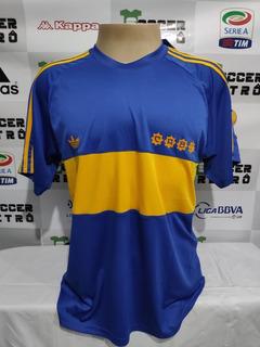Camisa Boca Juniors 1981 Maradona 10 À P/ Entrega