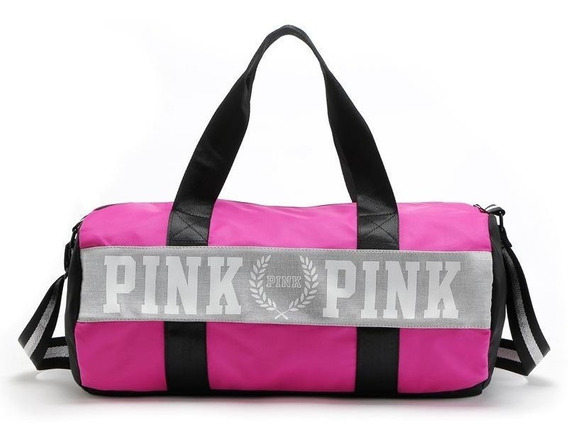 Bolso Pink Totte Bag Gym