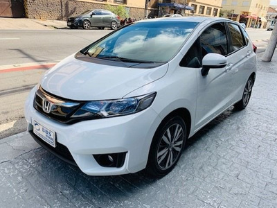 Honda Fit Ex 1.5 16v Flex, Pzq3628