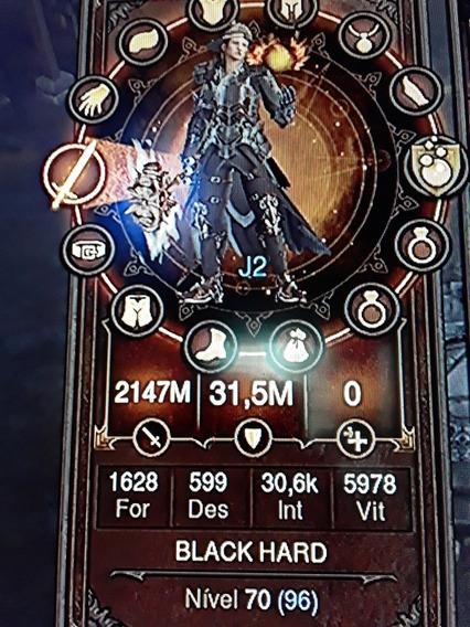 Itens Super Editados Diablo 3 Ros