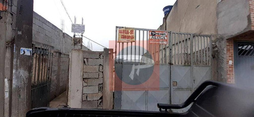 Imagem 1 de 16 de Casa Com 1 Dormitório Para Alugar, 150 M² Por R$ 650/mês - Recanto Verde Do Sol - São Paulo/sp - Ca0741