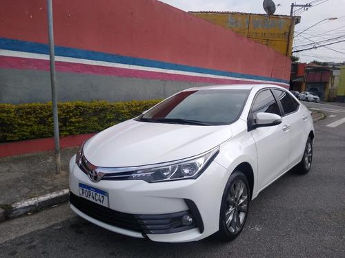 Toyota Corolla Xei 2.0 Aut. Flex 2019 Sinistro Recuperado