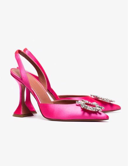 Zapatos Pumps Satin