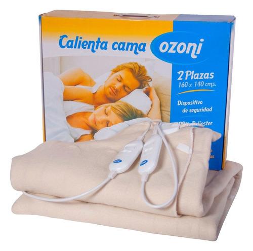 Imagen 1 de 3 de Calienta Cama 2 Plazas Ozoni Unicos 1 Años De Garantia Pcm