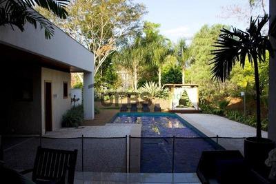 Casa Com 4 Dormitórios À Venda, 410 M² Por R$ 3.650.000 - Residencial Aldeia Do Vale - Goiânia/go - Ca0576