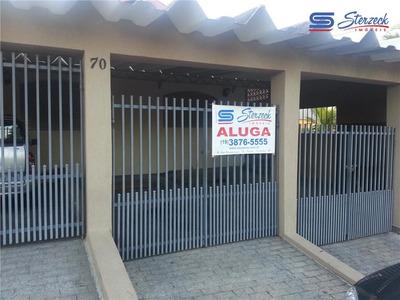 Casa Com 3 Dormitórios Para Alugar, 75 M² Por R$ 1.400/mês - Capela - Vinhedo/sp - Ca0620