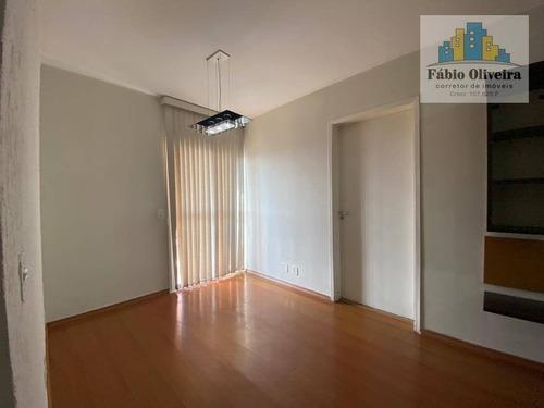 Imagem 1 de 20 de Apartamento Com 2 Dormitórios À Venda, 50 M² Por R$ 315.000,00 - Casa Branca - Santo André/sp - Ap1623