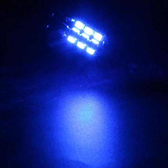 Led T10 Azul
