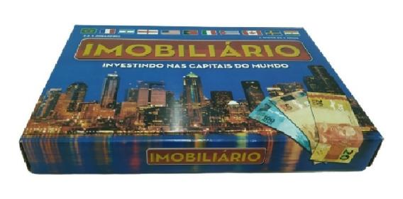 Banco Imobiliário Jogo De Tabuleiro ( Promoção )