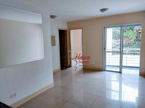 Imagem 1 de 19 de Apartamento Com 3 Dormitórios À Venda, 75 M² Por R$ 375.000,00 - Vila Mangalot - São Paulo/sp - Ap0885