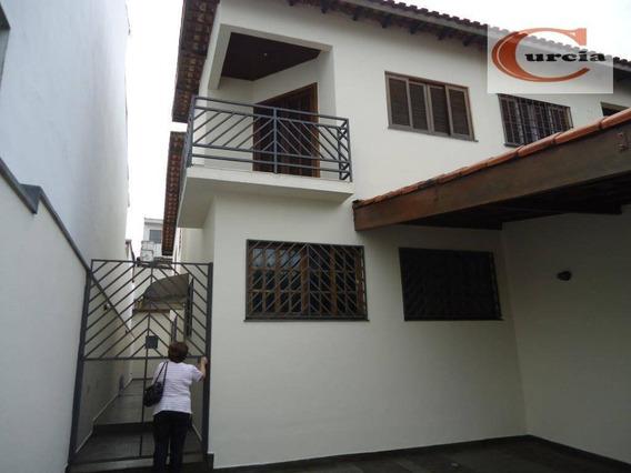 Sobrado Com 4 Dormitórios À Venda, 171 M² Por R$ 599.000 - Vila Parque Jabaquara - São Paulo/sp - So0415