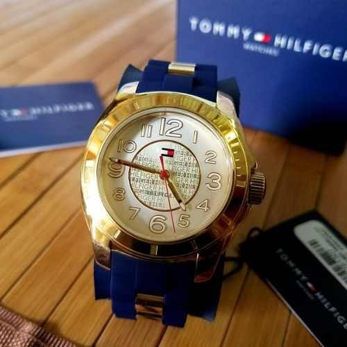 Reloj Tommy Hilfiger Azul Deportivo Sport Unisex