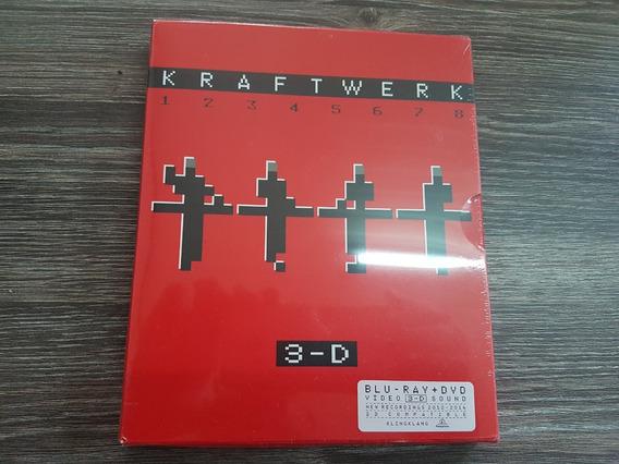 Kraftwerk - The Catalogue - Blu Ray 3d/2d + Dvd, Lacrado