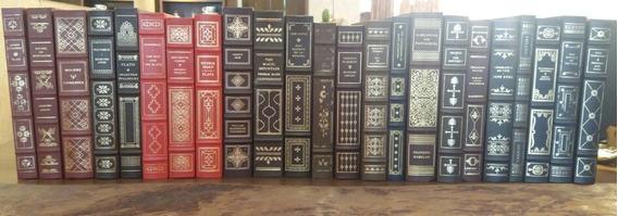 Clássicos Da Literatura - Franklin Library (preço Por Livro)