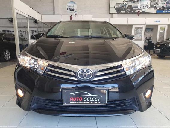 Toyota Corolla Xei 2.0 Cvt Apenas 35.000 Km. Placa I