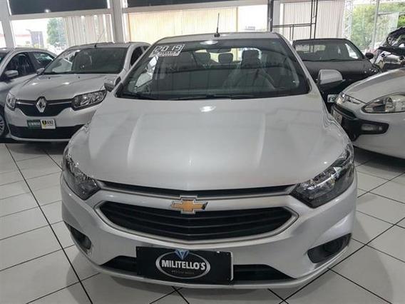 Chevrolet Onix Lt 1.0 Completo 2019 Mod Novo