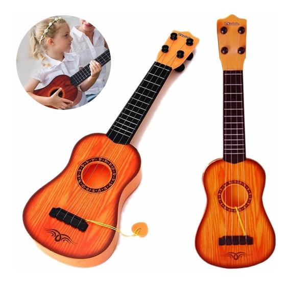Guitarra De 4 Cuerdas Para Niños
