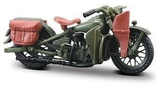 Moto 1:18 Maisto Harley Davidson 1942 Flathead #
