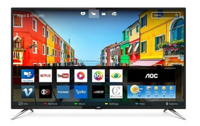 Smart Tv Led 50 Polegadas Aoc Le50u7970s Hd 4k Wi-fi 4 Hdmi
