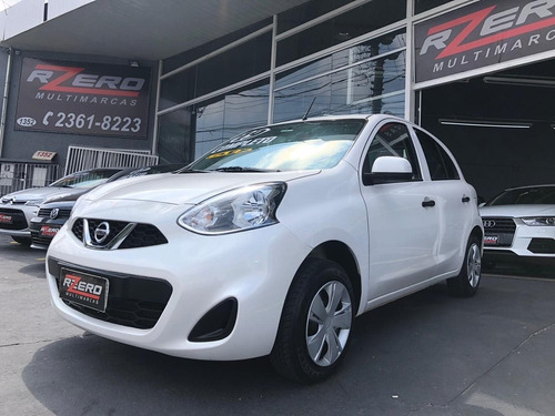 Nissan March 2019 Completo 1.0 Flex Revisado 32.000 Km Novo