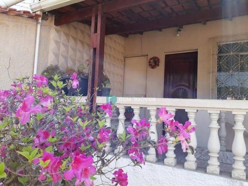 Imagem 1 de 20 de Casa Com 3 Dormitórios À Venda, 167 M² Por R$ 450.000,00 - Fábrica - Juiz De Fora/mg - Ca0313