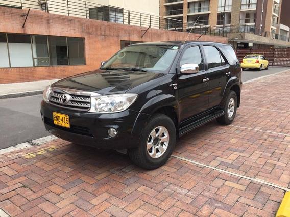 Toyota Fortuner Urbana 2.7 Tth 4x2