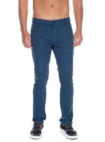 Calca Jeans Quiksilver Street Color Original (com Nota)
