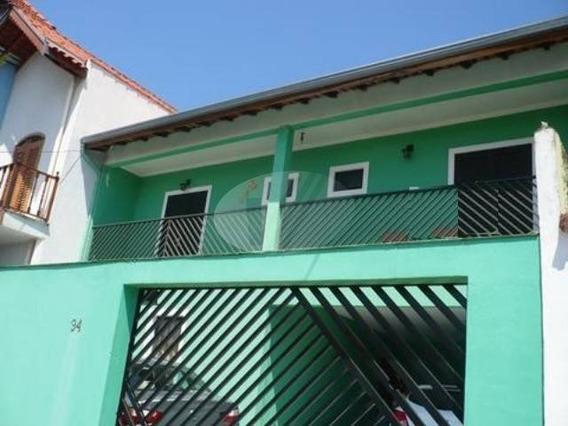 Casa À Venda Em Jardim São Bento - Ca194252