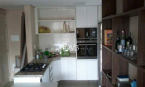 Apartamento À Venda, 67 M² Por R$ 395.000,00 - Jardim Nove De Julho - São Paulo/sp - Ap0041