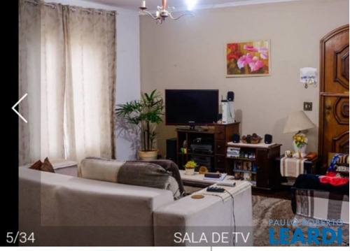 Casa Assobradada - Horto Florestal - Sp - 506921