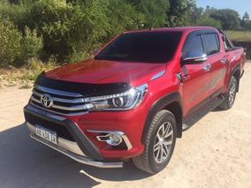 Toyota Hilux Unica 2017 A/t Full Full 4x4 Oferta Semanal